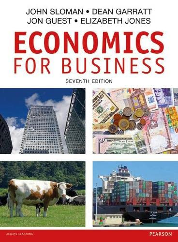 9781292082196: Economics for Business plus MyEconLab