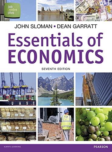 9781292082240: Essentials of Economics, 7th ed.