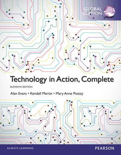 9781292082356: Technology in Action, Complete