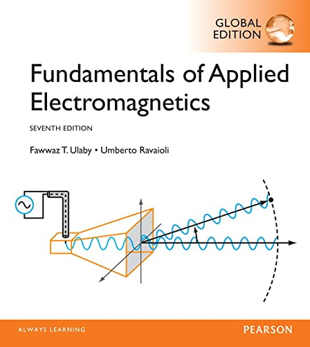 9781292082448: Fundamentals of Applied Electromagnetics, Global Edition