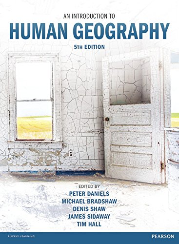 9781292082950: An Introduction to Human Geography
