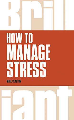 9781292083254: How to Manage Stress (Brilliant Business)