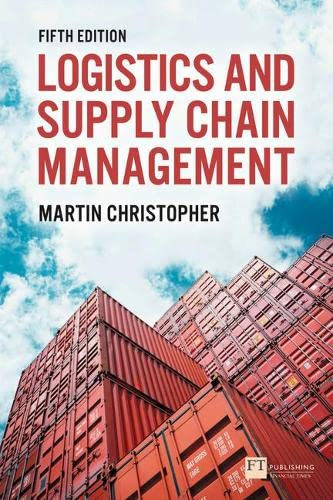 9781292083797: Logistics & Supply Chain Management (5th Edition)