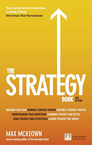 9781292084404: The Strategy Book