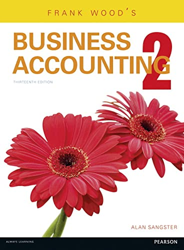 9781292085050: 2: Frank Wood's Business Accounting