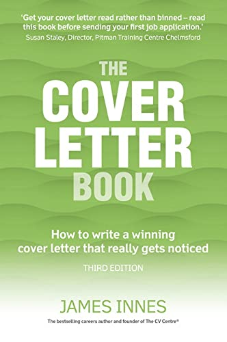 9781292086392: The Cover Letter Book: How to write a winning cover letter that really gets noticed