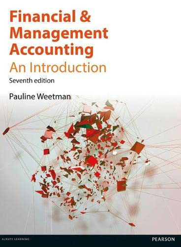9781292086682: Financial and Management Accounting with MyAccountingLab access card