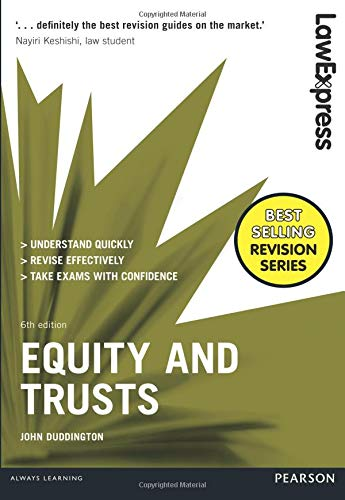 9781292086842: Equity and Trusts (Law Express): Equity and Trusts