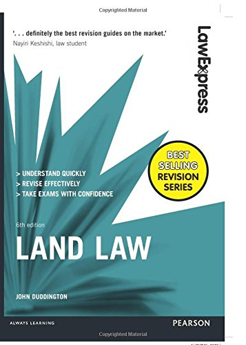 9781292086859: Law Express: Land Law: Uk Edition (Law Express)