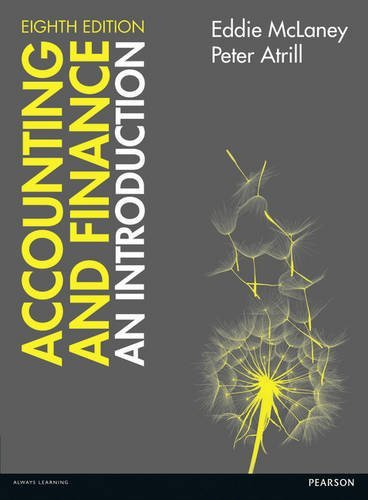 9781292088372: Accounting and Finance: An Introduction with MyAccountingLab access card