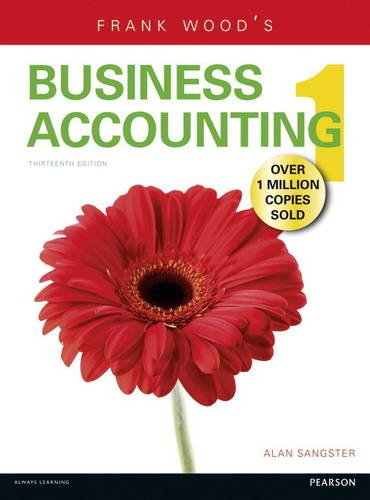 9781292088549: Business Accounting Vol 1 with MyLab