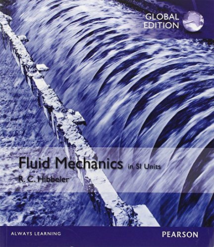 9781292089355: Fluid Mechanics
