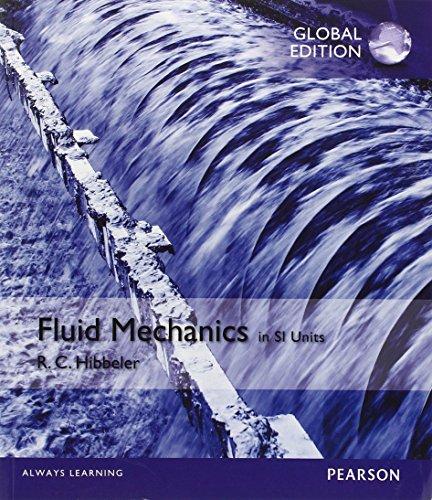 9781292089355: Fluid Mechanics