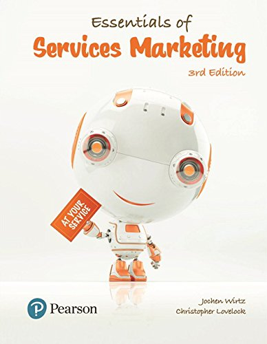 9781292089959: Essentials of Services Marketing