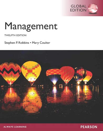 9781292090207: Management, Global Edition