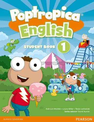 9781292090818: Poptropica English American Edition 1 Student Book