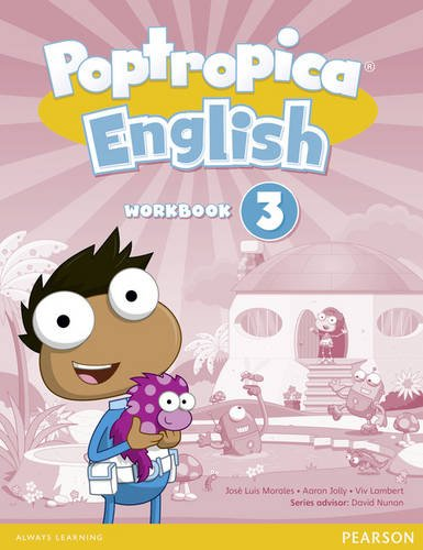 9781292091112: Poptropica English American Edition 3 Workbook for pack