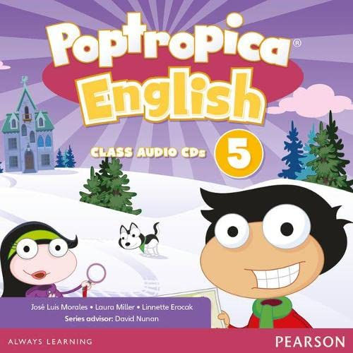Poptropica English American Edition 5 Teacher s Edition Online World Access Card Pack: Laura Miller...