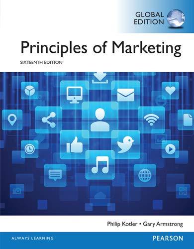 9781292092485: Principles of Marketing, Global Edition