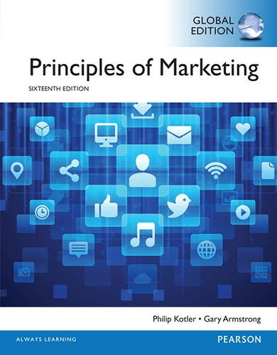 9781292092591: Principles of Marketing with MyMarketingLab, Global Edition
