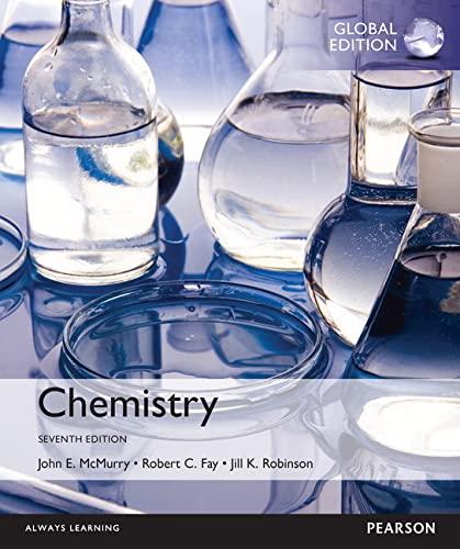9781292092751: Chemistry, Global Edition