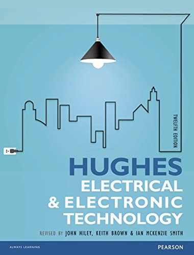 9781292093048: Hughes Electrical & Electronic Technology