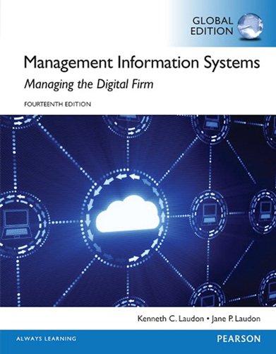 9781292094007: Management Information System