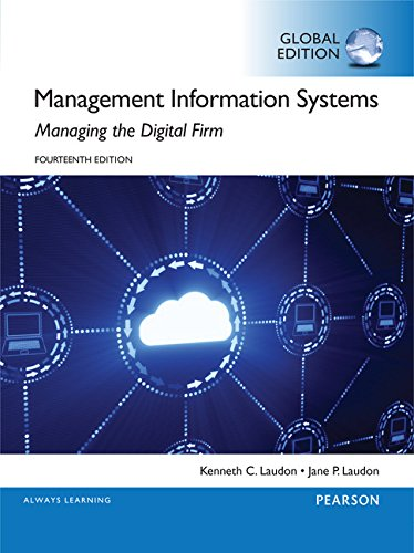 9781292094120: Management Information Systems with MyMISLab, Global Edition
