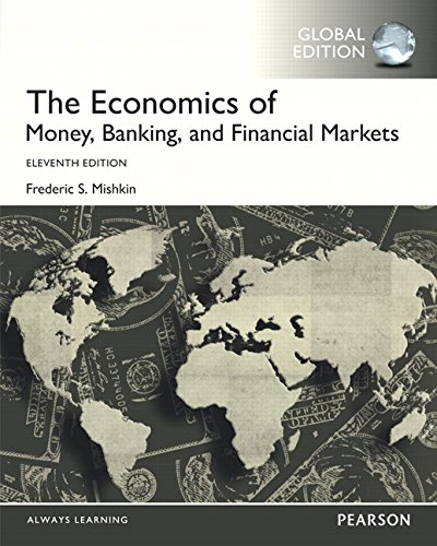 9781292094182: The Economics of Money,Banking, and Financial Markets (Eleventh Edition) by Frederic S.Mishkin