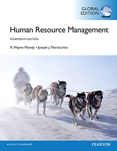 9781292094373: Human Resource Management, Global Edition
