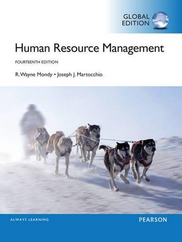 9781292094489: Human Resource Management for MyManagementLab