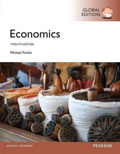 9781292094618: Economics with MyEconLab, Global Edition