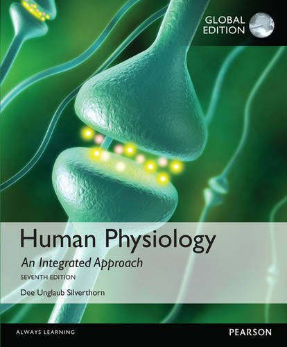 9781292095028: Human Physiology: An Integrated Approach with MasteringA&P, Global Edition