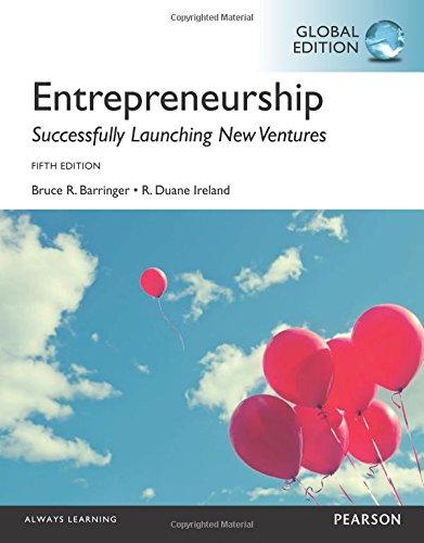 9781292095370: Entrepreneurship, Global Edition