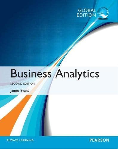 9781292095448: Business Analytics, Global Edition