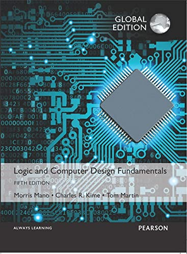 9781292096070: Logic and Computer Design Fundamentals