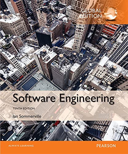 9781292096131: Software Engineering, Global Edition