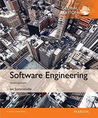 9781292096131: Software Engineering