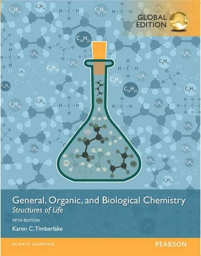 9781292096193: General, Organic, and Biological Chemistry: Structures of Life, Global Edition