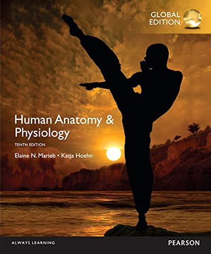 9781292097008: MasteringA&P with Pearson eText -- Access Card -- for Human Anatomy & Physiology, Global Edition