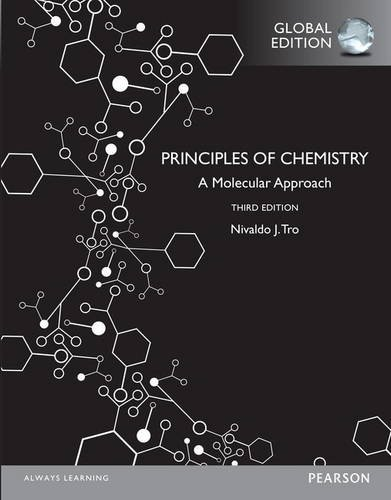 9781292097398: Principles of Chemistry: A Molecular Approach with MasteringChemistry, Global Edition