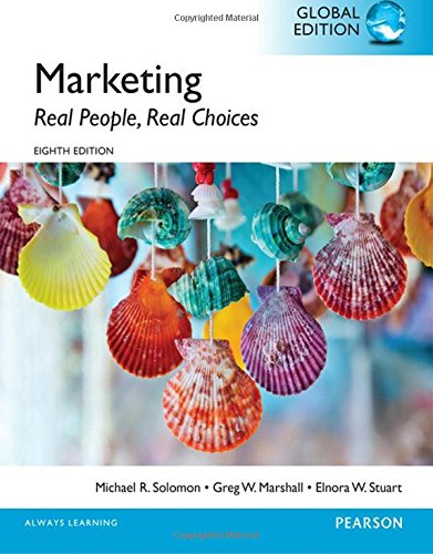 9781292097756: Marketing: Real People, Real Choices, Global Edition