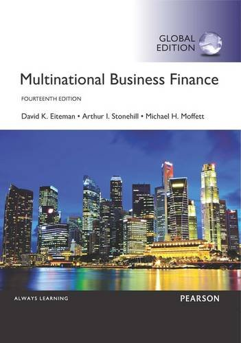9781292097879: Multinational Business Finance, Global Edition