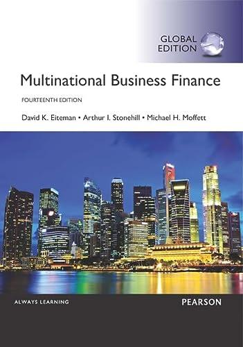 9781292097879: Multinational Business Finance, Global Edition