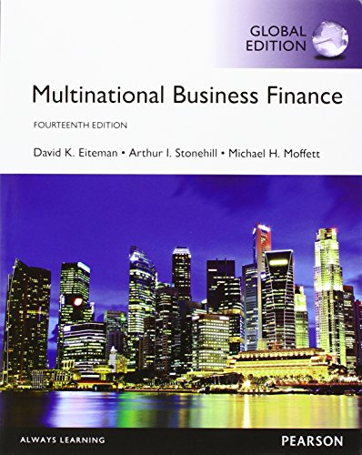9781292097985: Multinational Business Finance with MyFinanceLab, Global Edition