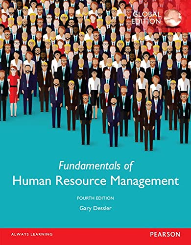 9781292098463: Fundamentals of Human Resource Management, Global Edition