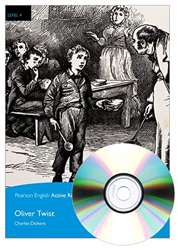 9781292098661: Level 4: Oliver Twist Book & Multi-ROM with MP3 Pack (Pearson English Active Readers)