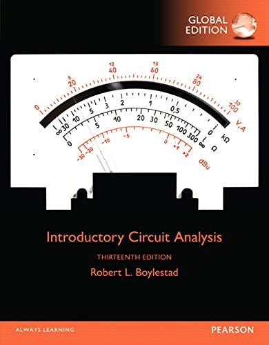 9781292098951: Introductory Circuit Analysis, Global Edition