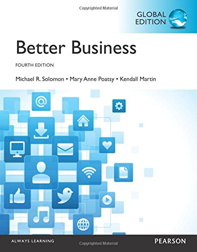 9781292099538: Better Business, Global Edition