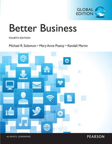 9781292099668: Better Business with MyBizLab, Global Edition